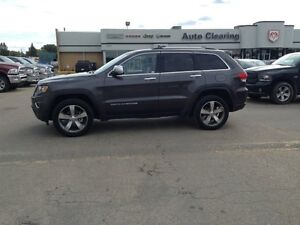 2015 Jeep Grand Cherokee Limited/NAVIGATION