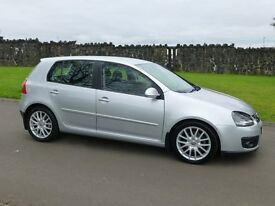 2006 VW GOLF GTTDI 90000 MILES F.S.H NEW TIMING BELT FITTED