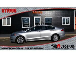 2013 Ford Fusion SE with Ecoboost - Fully loaded - Bluetooth