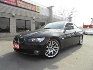 2008 BMW 328I   **HARD-TOP CONVERTIBLE + SPORT**