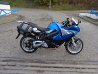 2012 Bmw f800st in blue with panniers finance available part exchange possible delivery available