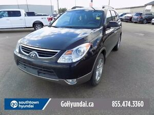 2012 Hyundai Veracruz LEATHER, SUNROOF, AWD