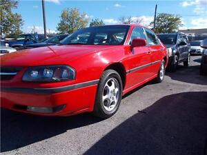 2000 Chevrolet Impala LS GREAT SHAPE LEATHER ROOF MAINTAINED WEL
