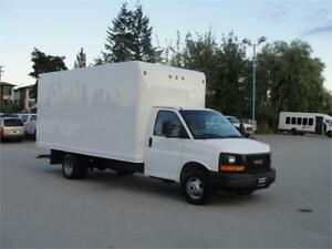 2007 GMC SAVANA 3500 CUBE VAN ONLY **83000KM**