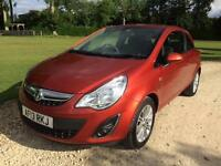 2013 Vauxhall/Opel Corsa 1.4i 16v SE AUTOMATIC ONLY 2,800 MILES YES 2,800 MILES