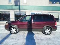 Pontiac Montana SV6  2007, Tres Propre!!!