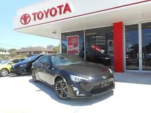 2014 Toyota 86 ZN6 MY14 Upgrade GTS Storm Black 6 Speed Sequential Auto Coupe Allawah Kogarah Area Preview