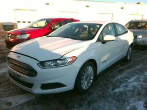 2014 FORD FUSION ** HYBRID ** FINANCEMENT MAISON* 59$/SEMAINE .