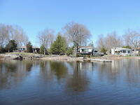 265FT GEORGIAN BAY WATERFRONT-3 COTTAGES & POOL-INCOME POTENTIAL