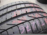 255/30/19 Pirelli P Zero TM, BMW, Runflat, 7.8mm (454 Barking Rd, Plaistow, E13 8HJ)