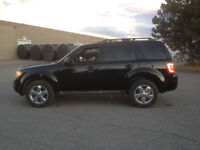 2009 Ford Escape XLT **Model Toute Equippee