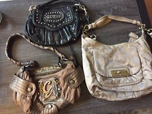 1 Coach and 2 Guess Purses for Sale- Gently Used $60 for all 3! Oakville / Halton Region Toronto (GTA) image 1