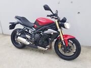 2014 Triumph STREET TRIPLE ABS Road Bike 675cc Ringwood Maroondah Area Preview