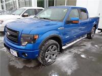 ** 2013 ** FORD ** F-150 ** FX-4 ** 6.5FT BOX ** ECOBOOST **