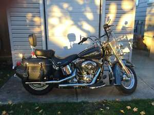 Like New Harley - great condition, very low kms