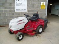 Used Lawnflite 703 GLT ride on mower with collector