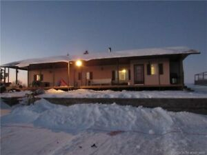 Acreage Near Provost,Ab! Renovated