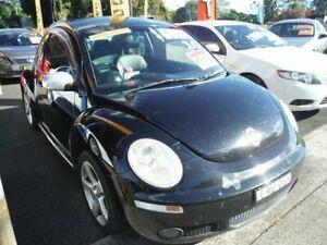 2010 Volkswagen Beetle 9C MY10 TDI BlackOrange Black 5 Speed Manual Hatchback East Lismore Lismore Area Preview