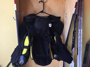 Goalie Chest protector and pants for sale