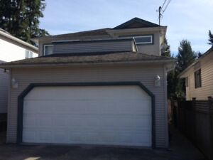 2 BEDROOM, NEWLY RENOVATED SEMI-BSMT SUITE, QUIET, LYNN VALLEY