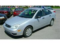 2007 Ford Focus SE Like New Inside Out !