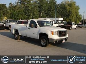 2008 GMC SIERRA 2500HD REGULAR CAB LONG BOX 2WD