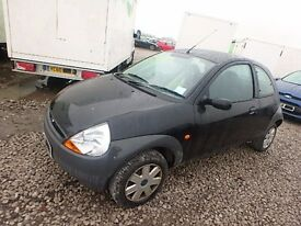 2005 FORD KA 1.3 BREAKING BLACK MANUAL