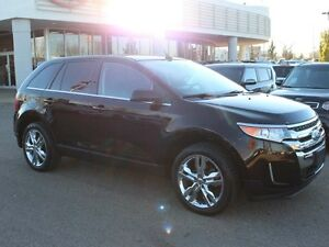 2013 Ford Edge Limited, Sunroof, Heated Seats, Back up Camera, N