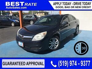 SATURN AURA XE - APPROVED IN 30 MINUTES! - ANY CREDIT LOANS
