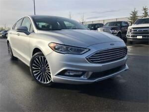 2017 Ford Fusion - AWD, Leather, Sunroof, Navigation - $132/BW