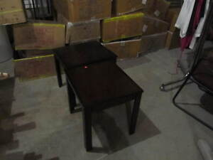 End or Bedroom tables