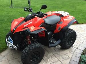 *Special* 2016 Can-Am Renegade 850