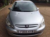 AUTOMATIC PEUGEOT 307 ONLY 40000 MILES FROM NEW VERY GOOD CONDITION