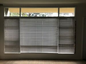 White Venetian Blinds 50mm Curtains Blinds Gumtree Australia