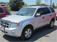 08 FORD ESCAPE XLT 2WD