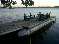 CRAZY Party/Swimming/Fishing Deck! Get Ready to GO!