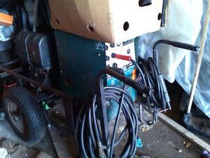 Gas Arc welder