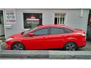 2012 Ford Focus SE ** FINANCING**FREE 6 MONTH WARRANTY**