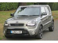 Kia Soul 1.6CRDi auto 2012MY Hunter