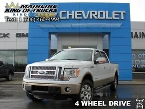 2011 Ford F-150 Lariat EcoBoost | SYNC - 3.5L EcoBoost - and SYN