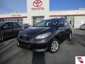 2013 Toyota Matrix AWD 4AT BLUETOOTH