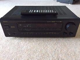 Hi-Fi Denon AVR 1600 RD / Dolby Digital Certified A/V Surround Receiver