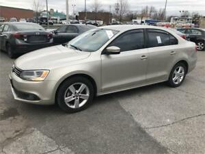 2012 Volkswagen Jetta *TDI*  MEDIA PACKAGE MAGS AUTOMATIQUE