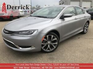 2016 Chrysler 200 C Platinum