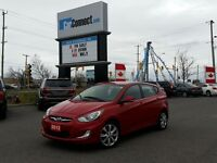 2012 Hyundai Accent GLS! ONLY $19 DOWN $39/WKLY!!
