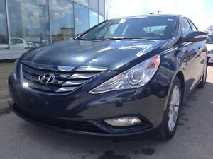 2012 Hyundai Sonata Limited at Leather Sunroof