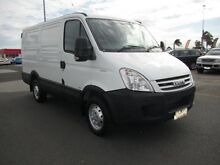 2009 Iveco Daily MY07 35S14 MWB/MID Alaskan White 6 Speed Manual Van Heatherton Kingston Area Preview