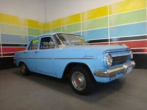 1962 Holden Special EJ Pale Blue 3 Speed Manual Sedan Wangara Wanneroo Area Preview