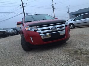 2012 FORD EDGE LIMITED 2 SETS OF TIRES AND RIMS NAV/PANO ROOF Edmonton Edmonton Area image 1