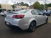 2016 Holden Commodore VF II MY16 SV6 Black Silver 6 Speed Sports Automatic Sedan Gympie Gympie Area Preview